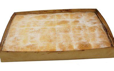 Apple Slice Box Cake