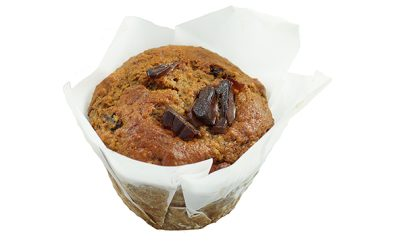 Hazelnut, Date and Honey Gluten Free Muffin