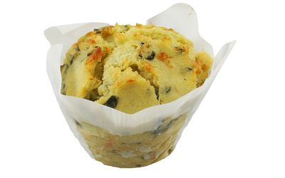 Spinach and Fetta Savoury Muffins