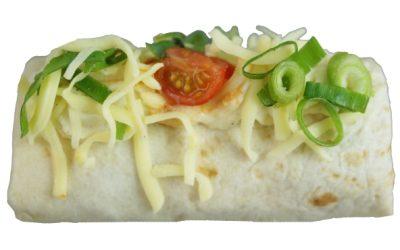 Brekkie Enchiladas