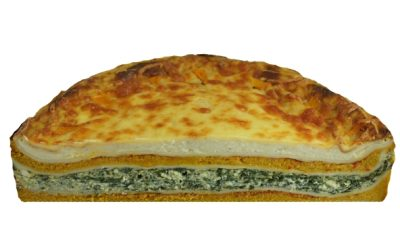 Pumpkin, Spinach and Ricotta Lasagne