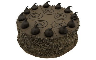 Mississipi Mud Torte